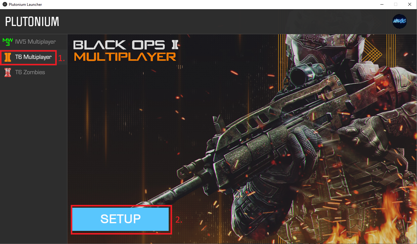 Black Ops 2 Plutonium
